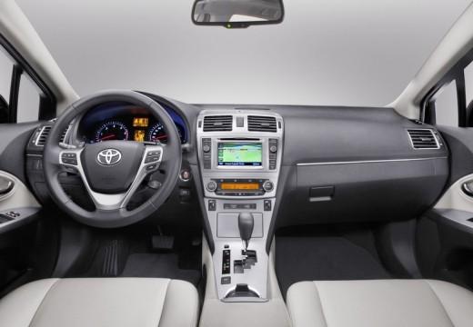 Toyota Avensis Skyview >> Fiche technique Toyota avensis mc sw 124 d-4d fap skyview 5 portes d'occasion: Fiche technique ...