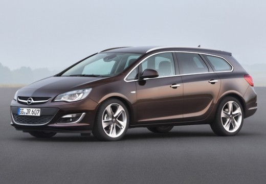Fiche technique Opel astra sports tourer 1.7 cdti 110 fap cosmo 5 ...