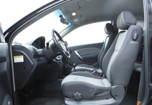 Fiche Technique Chevrolet Aveo 12 16v Ls 3 Portes Doccasion Fiche