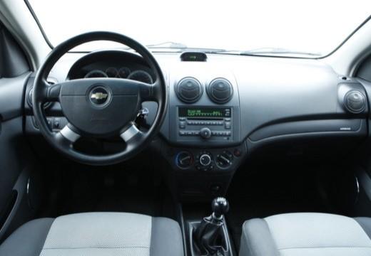 Fiche Technique Chevrolet Aveo 14 16v Lt 3 Portes Doccasion Fiche
