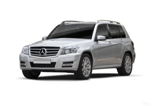 Mercedes glk 220 cdi fiche technique