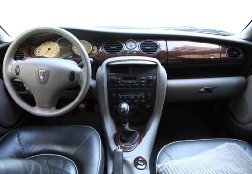 Fiche technique Rover 75 2.5i v6 pack luxe a 4 portes d\'occasion ...