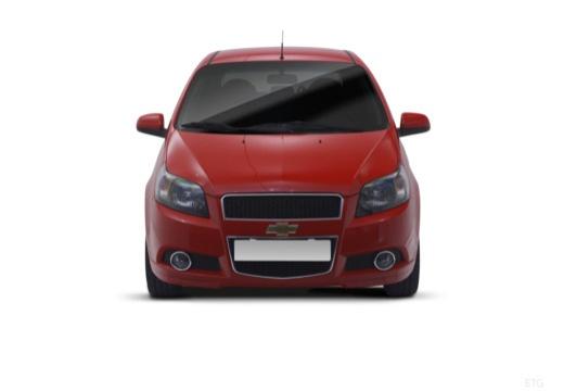 Fiche Technique Chevrolet Aveo 12 16v 5 Portes Doccasion Fiche