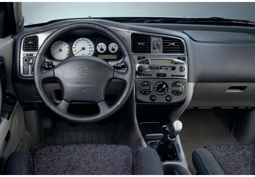 Nissan nv200 7 places occasion
