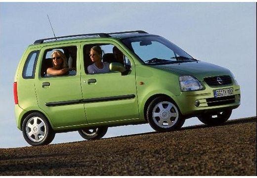 Opel Agila —