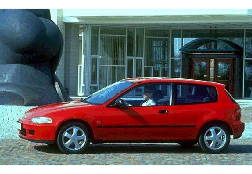 Fiche Technique Honda Civic 1 5i Vtec E 5 Portes D