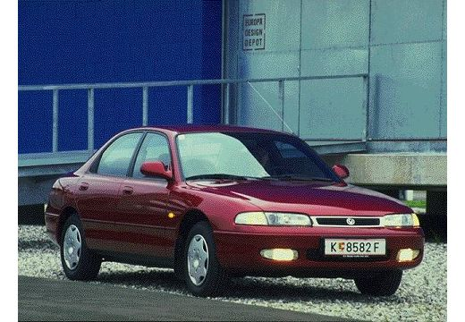 MAZDA 626 626 2.0i 16V GLXi 4 portes