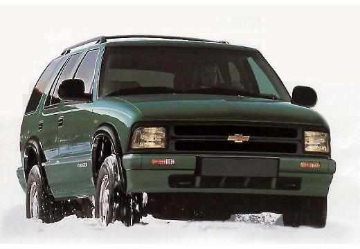 CHEVROLET BLAZER Blazer 4.3 V6 A 4 portes