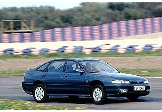 MAZDA 626 626 2.0 D GTX 5 portes
