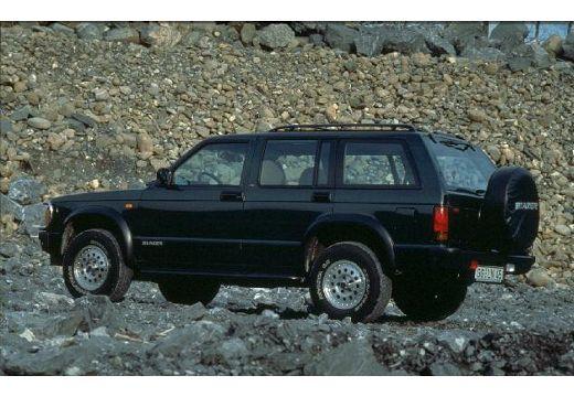 CHEVROLET BLAZER S10 4X4 A 4 portes