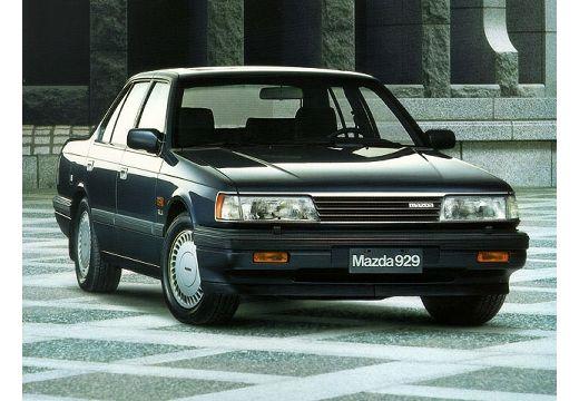 MAZDA 929 929 3.0i V6 GLX SSP A 4 portes