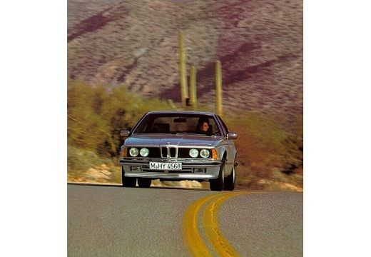 BMW SERIE 6 M 635 CSi 2 portes