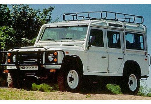 LAND ROVER 110 DEFENDER 110 Defender Td5 Mark II 5 portes