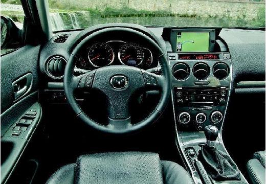 MAZDA MAZDA6 Mazda6 1.8i Ginza 5 portes