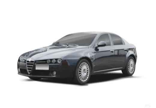 ALFA ROMEO 159 159 2.4 JTDm 210 TI Q4 4 portes