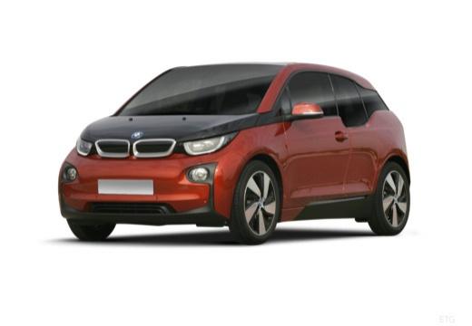 BMW i i3 I01 i3 170 ch BlackEdition Atelier avec prolongateur d'autonomie A 5 portes