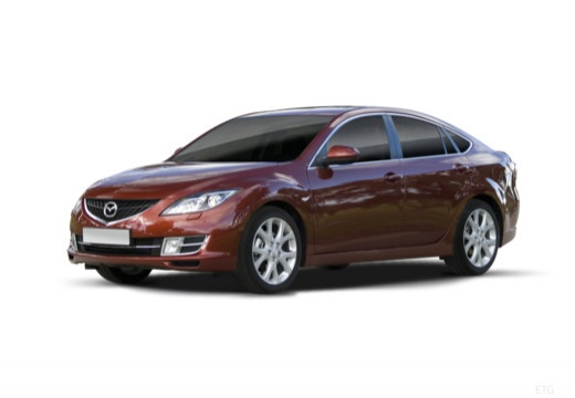 MAZDA MAZDA6 Mazda6 2.5L MZR Performance 5 portes