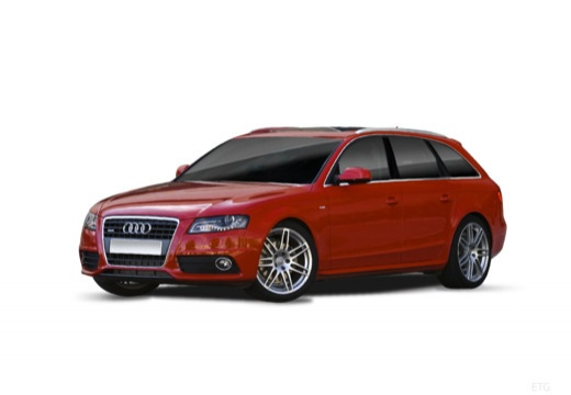 AUDI A4 AVANT A4 Avant 1.8 TFSI 120 Attraction 5 portes