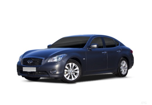 INFINITI M M35h 3.5 V6 GT Premium A 4 portes