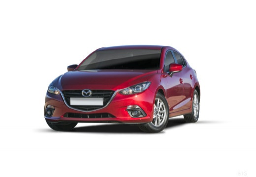 MAZDA MAZDA3 2016 Mazda3 1.5L SKYACTIV-D 105ch Dynamique A 5 portes