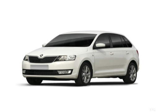 SKODA RAPID SPACEBACK Rapid Spaceback 1.2 TSI 85 ch GreenTec Monte-Carlo 5 portes