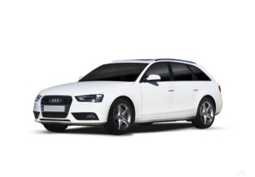 AUDI A4 AVANT A4 Avant 2.0 TDI 190 Clean Diesel Quattro Attraction 5 portes
