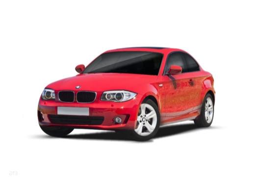 BMW SERIE 1 COUPE E82 LCI 118d 143 ch Edition M Sport A 2 portes
