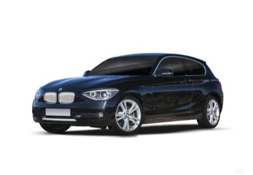 BMW SERIE 1 F21 118d 143 ch 109g Lounge Plus 3 portes