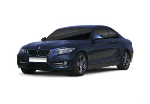 BMW SERIE 2 COUPE F22 Coupé 225d 218 ch Lounge A 2 portes