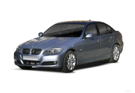 BMW SERIE 3 E90 LCI 318d 143 ch Edition A 4 portes