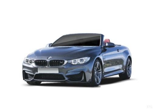 BMW M4 CABRIOLET F83 M4 Cabriolet 450 ch Pack Competition 2 portes