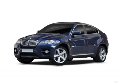 BMW X6 E71 LCI X6 xDrive30d 245ch Exclusive A 5 portes