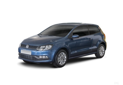 VOLKSWAGEN POLO BUSINESS Polo 1.4 TDI 90 BMT Trendline Business 3 portes