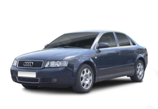 AUDI A4 A4 2.5 TDI V6 - 155 Pack Plus Multitronic A 4 portes