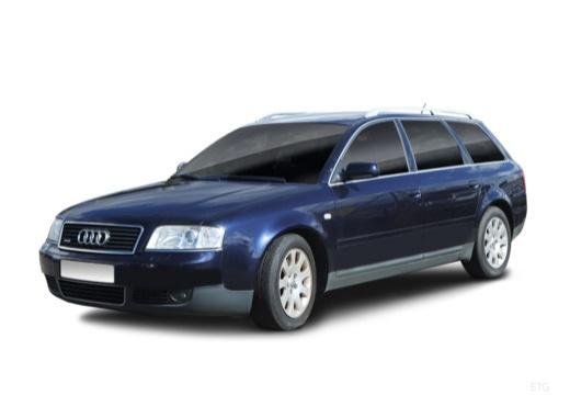 AUDI A6 AVANT EVOLUTION A6 Avant 1.9 TDI Pack Plus Multitronic A 5 portes