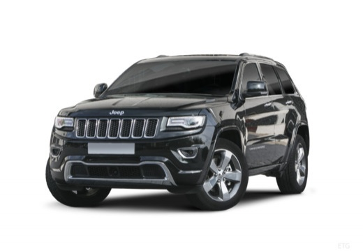 JEEP GRAND CHEROKEE Grand Cherokee V6 3.0 CRD 250 Limited A 5 portes
