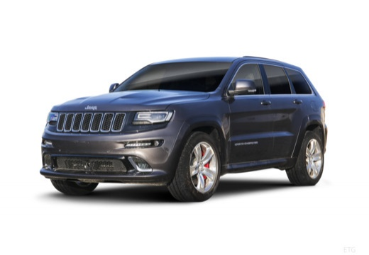 JEEP GRAND CHEROKEE Grand Cherokee V8 6.4 HEMI 468 A SRT Night 5 portes