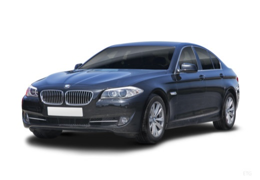 BMW SERIE 5 F10 525d 204ch Luxe 4 portes