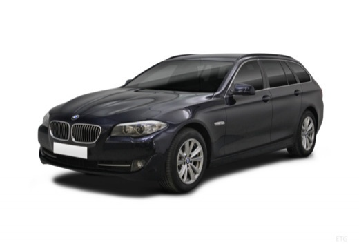 BMW SERIE 5 TOURING F11 Touring 530d 258ch 159g Business 5 portes