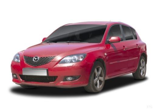 MAZDA MAZDA3 Mazda3 1.6L Elegance GPS A 5 portes
