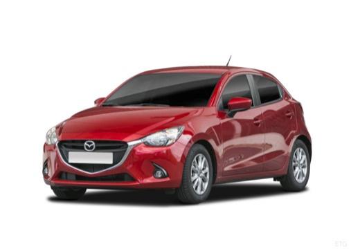 MAZDA MAZDA2 Mazda2 1.5L SKYACTIV-G 90ch BVA Selection 5 portes