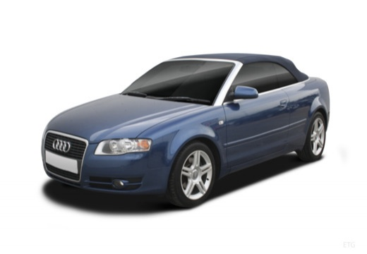 AUDI A4 CABRIOLET A4 Cabriolet 2.7 V6 TDI 180 DPF S Line Multitronic A 2 portes
