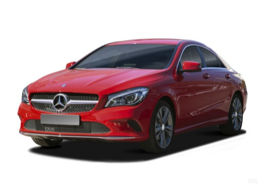MERCEDES CLASSE CLA BUSINESS Classe CLA 180 d Business 4 portes