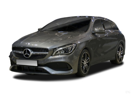 MERCEDES CLASSE CLA SHOOTING BRAKE Classe CLA Shooting Brake 180 d BlueEFFICIENCY Edition Inspiration 5 portes