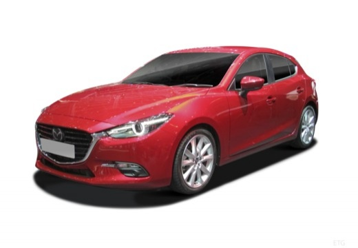 MAZDA MAZDA3 2017 Mazda3 1.5L SKYACTIV-D 105 ch BVA6 Selection 5 portes