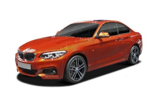 BMW SERIE 2 COUPE F22 LCI Coupé 218i 136 ch BVA8 Lounge 2 portes