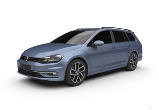 VOLKSWAGEN GOLF SW Golf SW 1.6 TDI 115 BlueMotion Technology DSG7 Connect 5 portes