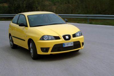 Seat Ibiza Cupra Tdi 160