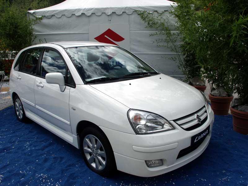 Suzuki Liana 4x4
