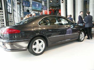 Peugeot 607 phase 2
